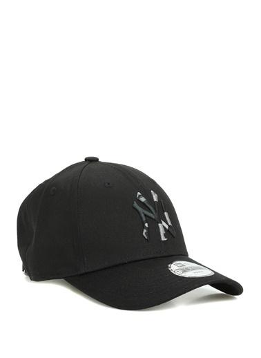 New Era New Era New York Yankees City 9Forty Unisex Çocuk Şapka 101641723 Siyah
